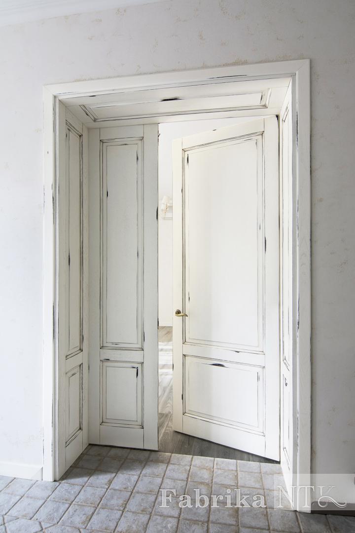 Как своими руками состарить дверь 233